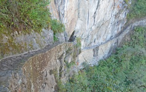 scary AKA inca bridge