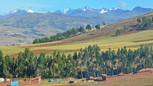sumptuous sacred valley