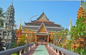 Preah Prohm Rath Monastery