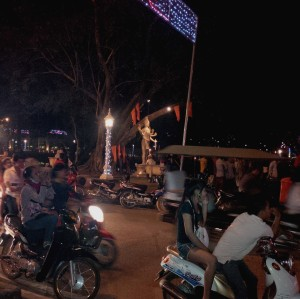 siem reap at midnight