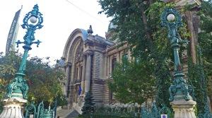 bucharest pre ceausescu