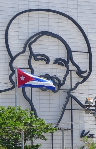 fidel is watching you...